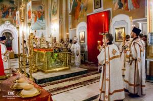 Служба в праздник Светлого Христова Воскресения