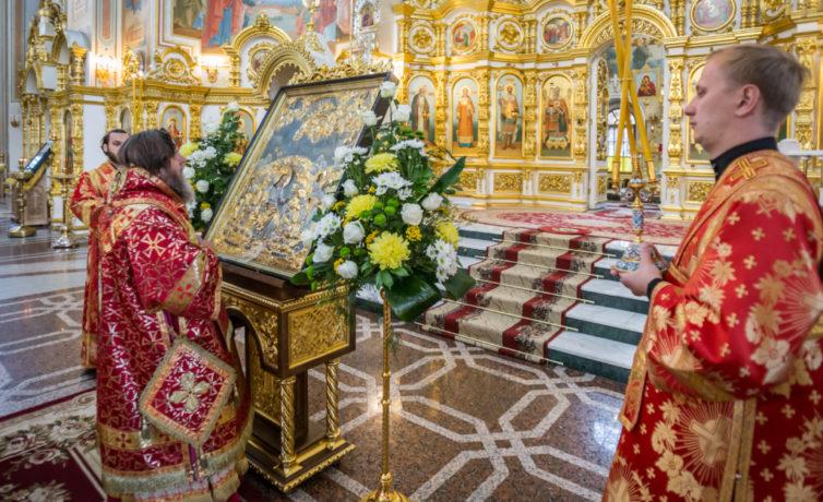 Архипастырское служение в день памяти пророка Божия Илии