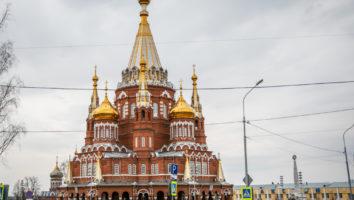 Михаило-Архангельский собор Ижевска открыт